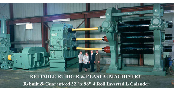 Reliable Rubber & Plastic Machinery | 201-865-1073